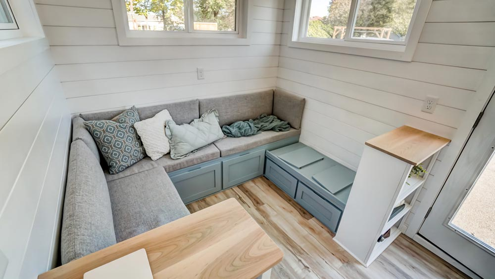 Built-In Benches - Ocracoke by Modern Tiny Living