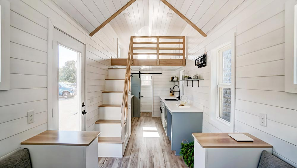 Interior View - Ocracoke by Modern Tiny Living