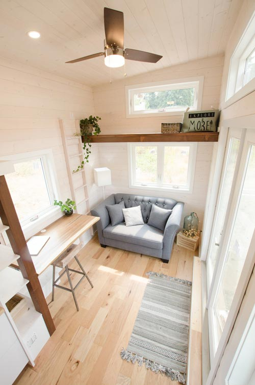 Living Area - Stellar Jay by Rewild Homes