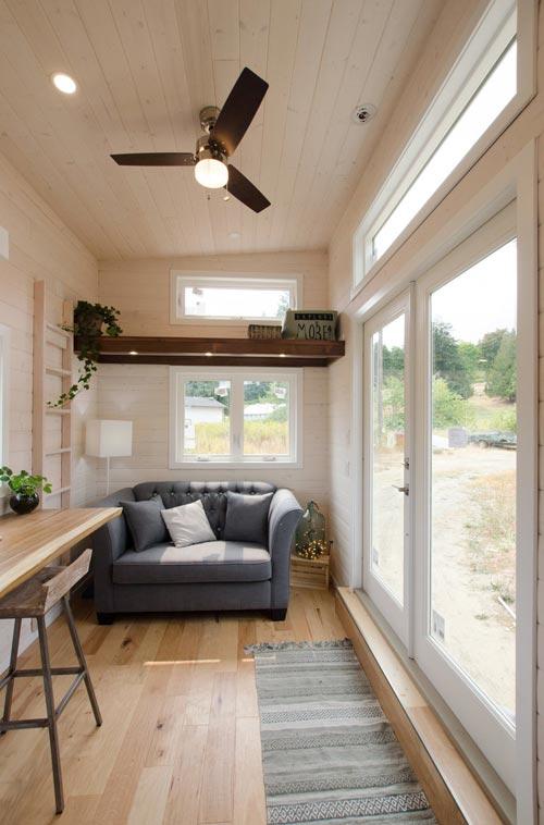 Garden Doors - Stellar Jay by Rewild Homes