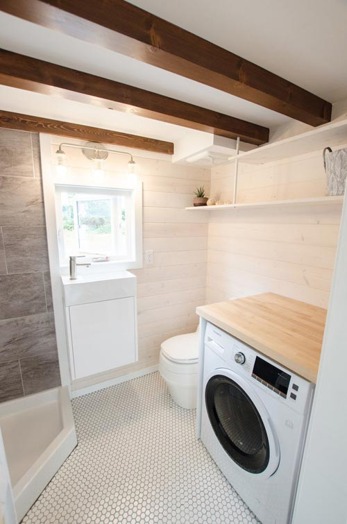 Wall Mounted Sink - Stellar Jay by Rewild Homes