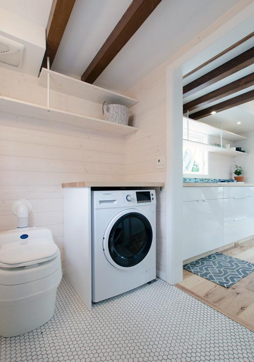 Washer/Dryer Combo - Stellar Jay by Rewild Homes
