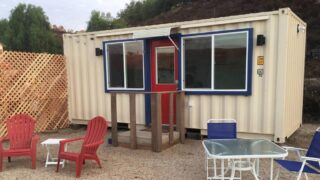 Temecula Wine Country Tiny Container Home