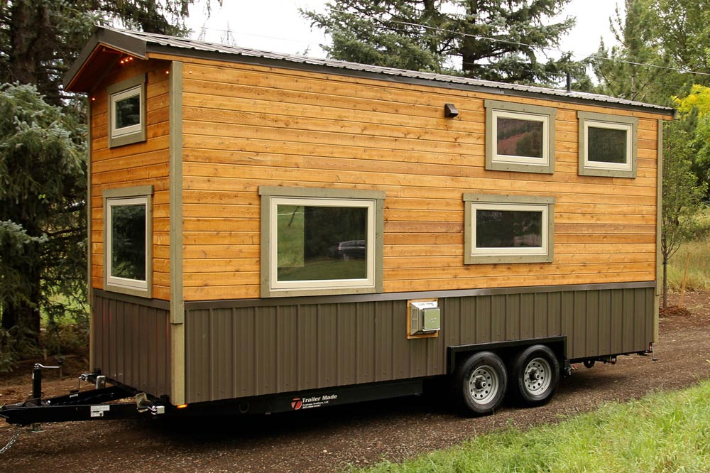 22' Tiny Home - Ashley by SimBLISSity Tiny Homes