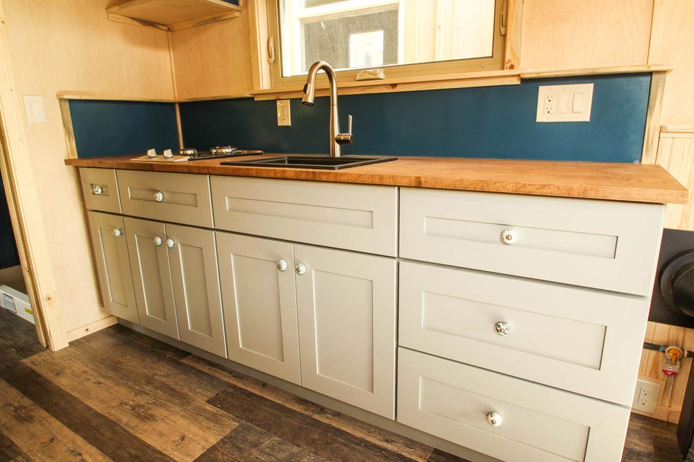 Kitchen Cabinets - Ashley by SimBLISSity Tiny Homes