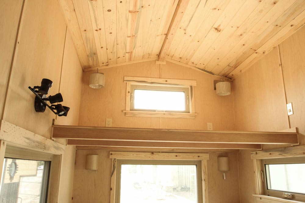 Storage Loft - Ashley by SimBLISSity Tiny Homes