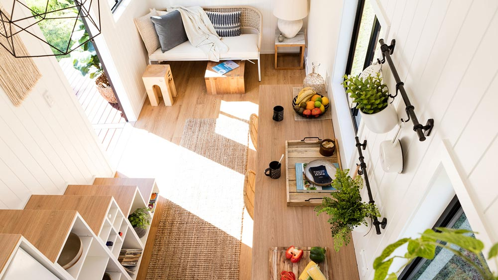 Dining Area - Coogee 7.2 by Aussie Tiny Houses