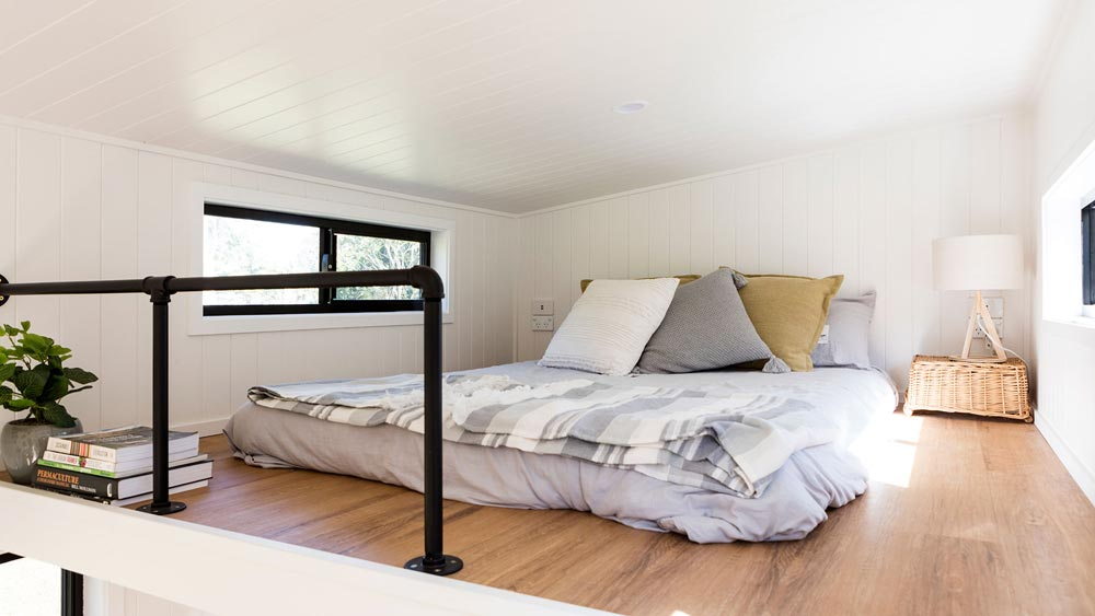 Bedroom Loft - Coogee 7.2 by Aussie Tiny Houses