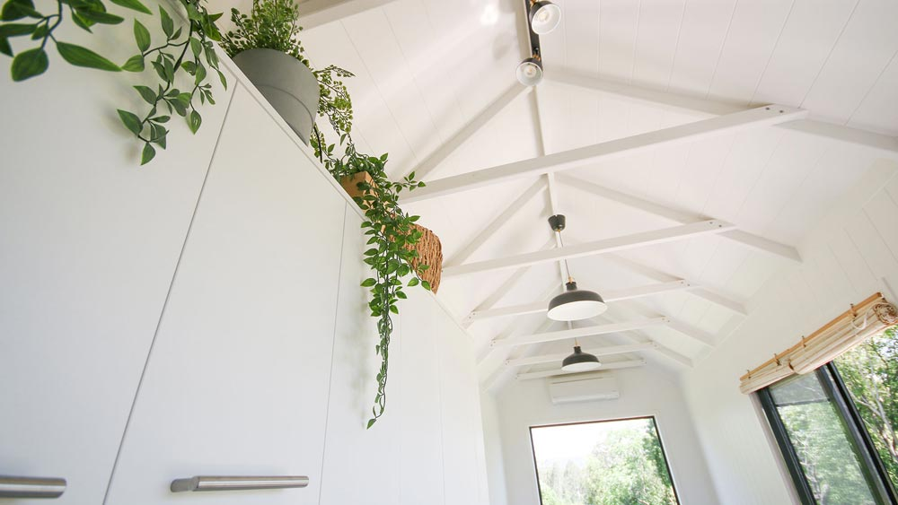 Exposed Rafters - Coolum 7.2 by Aussie Tiny Houses