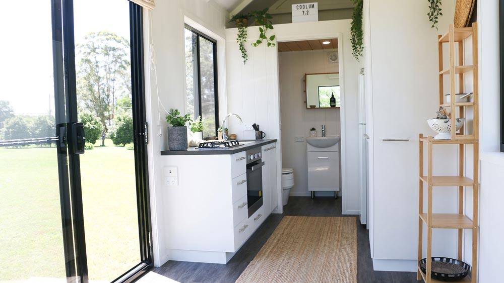 Entryway - Coolum 7.2 by Aussie Tiny Houses