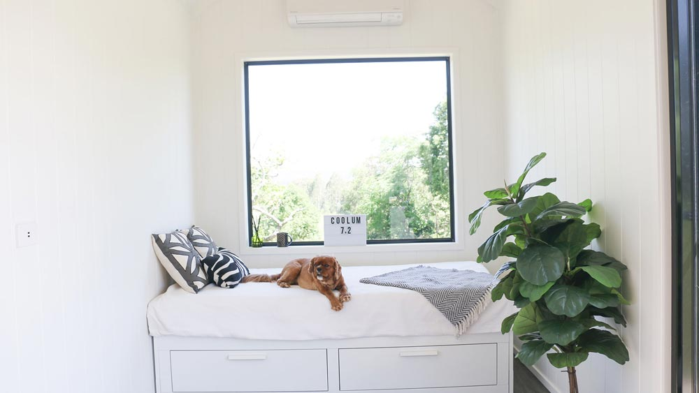Picture Window - Coolum 7.2 by Aussie Tiny Houses