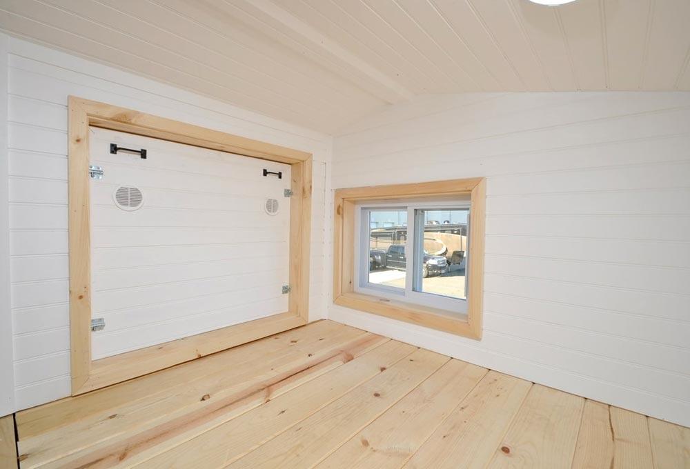 Storage Loft - Croft by Tiny House Building Company