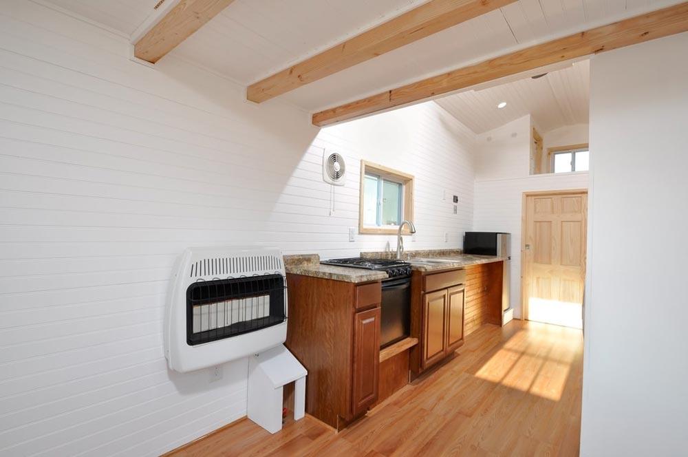 Propane Heater - Croft by Tiny House Building Company