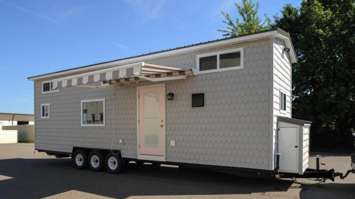 Getaway by Tiny House Building Company