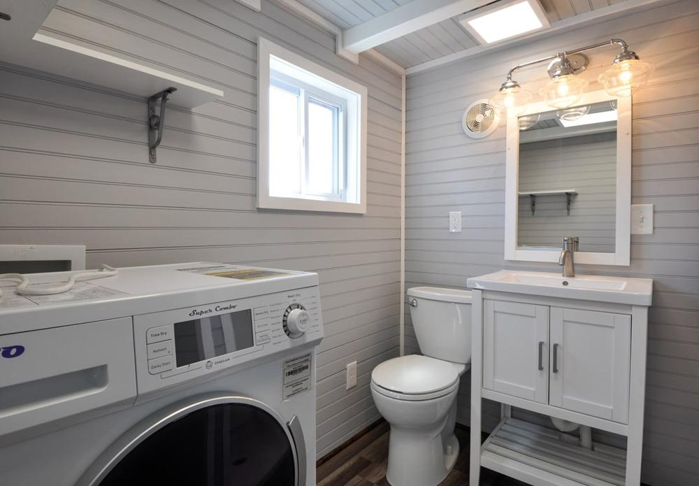 Washer/Dryer Combo - Getaway by Tiny House Building Company