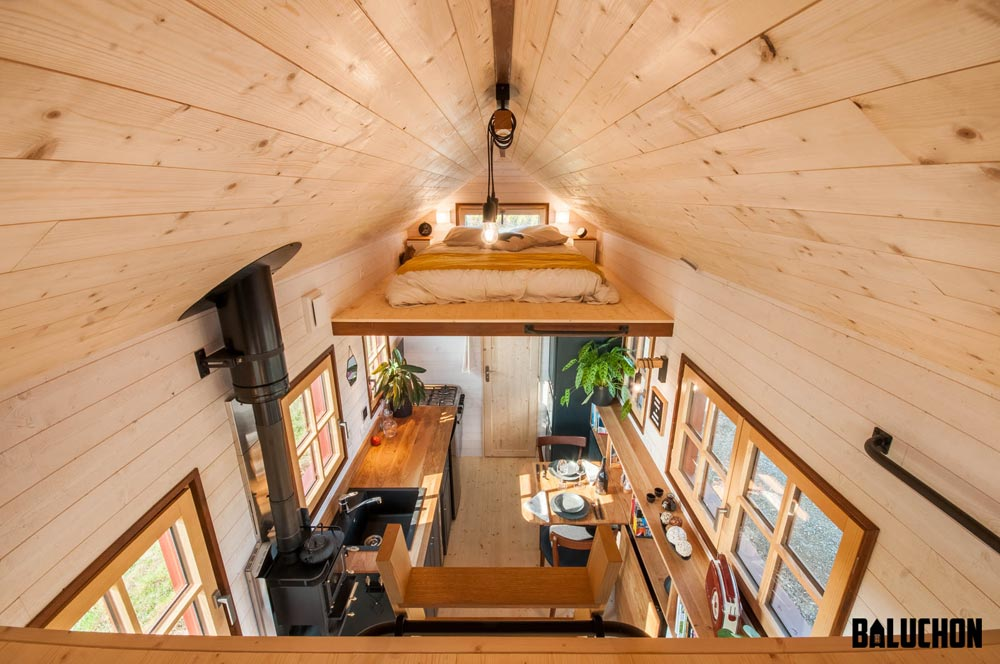 Two Lofts - Holz Hisla by Baluchon