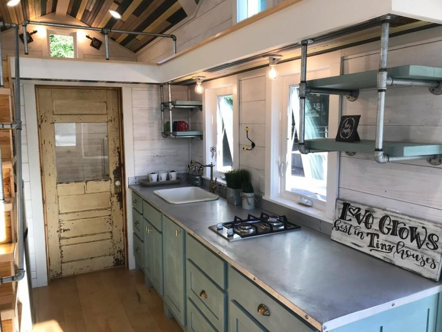 Homestead By Rafter B Tiny Homes Tiny Living