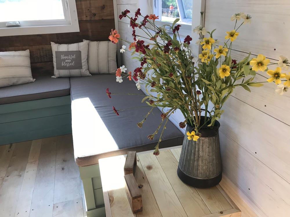 Tiny Home Decor - Homestead by Rafter B Tiny Homes