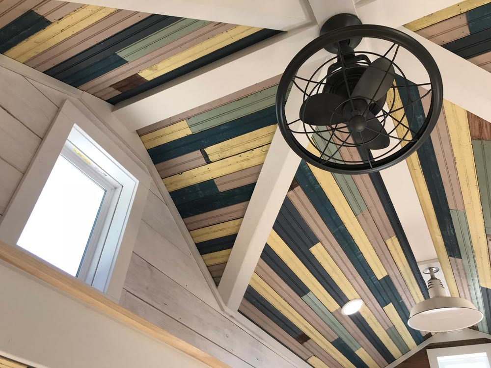 Ceiling Fan - Homestead by Rafter B Tiny Homes