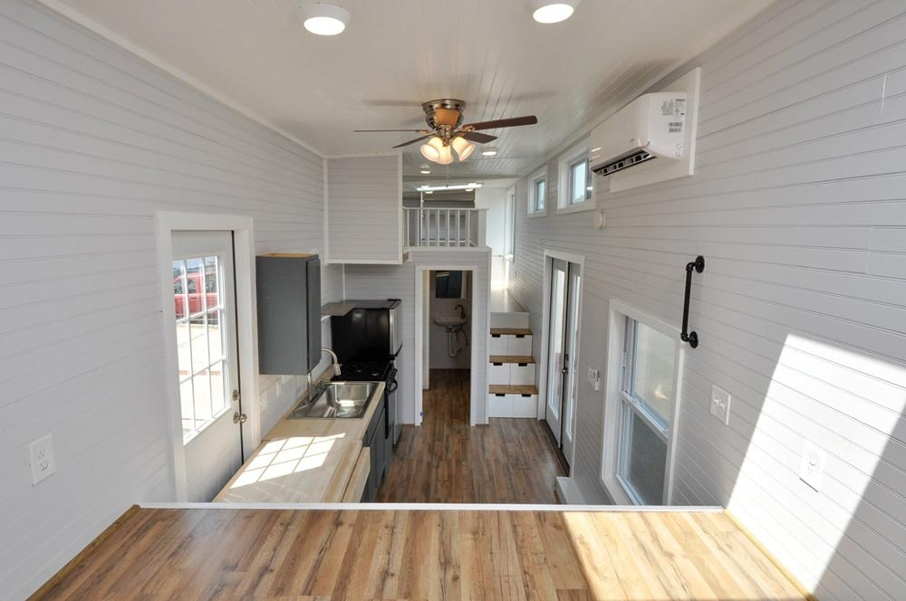 Tiny House Interior - Inglewood by Tiny House Building Company
