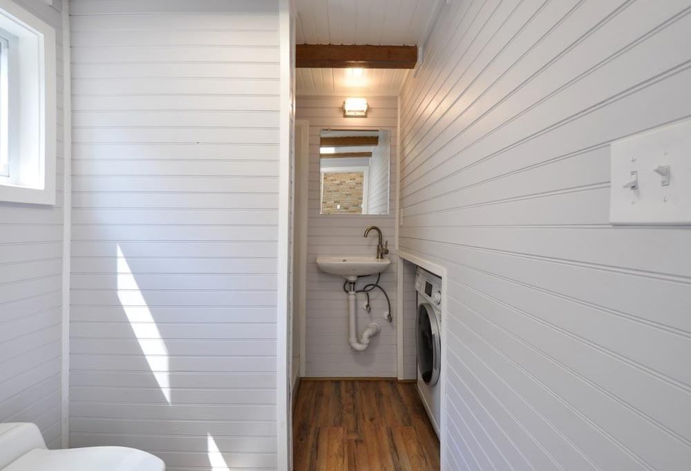 Bathroom - Inglewood by Tiny House Building Company