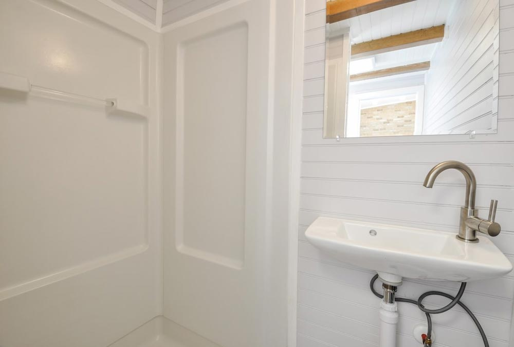 Shower - Inglewood by Tiny House Building Company