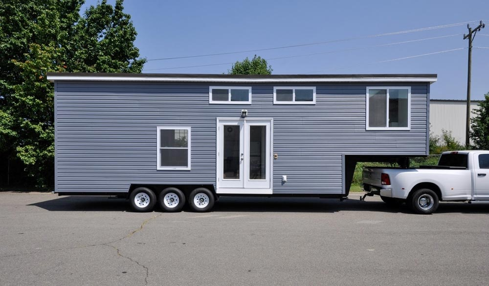 Gooseneck Tiny Home - Inglewood by Tiny House Building Company