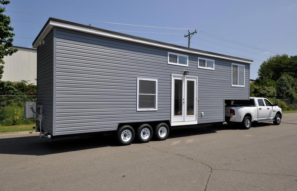 36' Gooseneck Tiny Home - Inglewood by Tiny House Building Company
