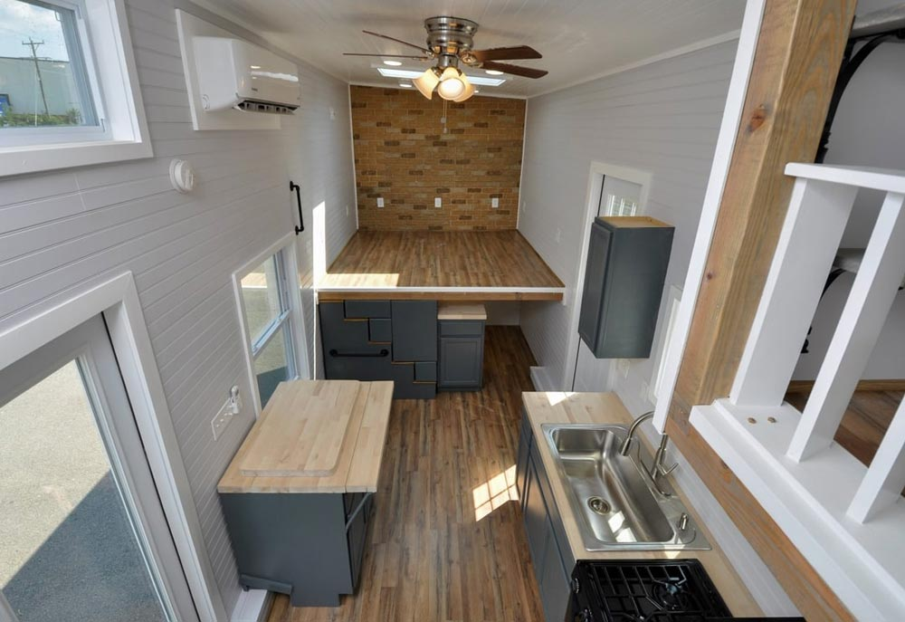 Aerial View - Inglewood by Tiny House Building Company