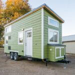 Kailey's 22′ Off-Grid Tiny House by Mitchcraft Tiny Homes