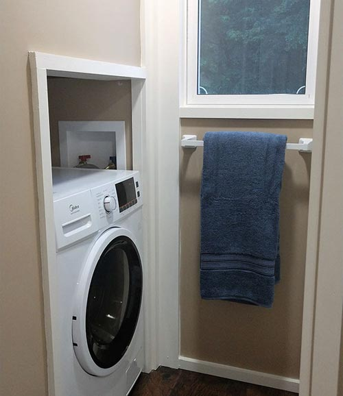 Washer/Dryer Combo - Kingfisher by Blue Sky Tiny Homes