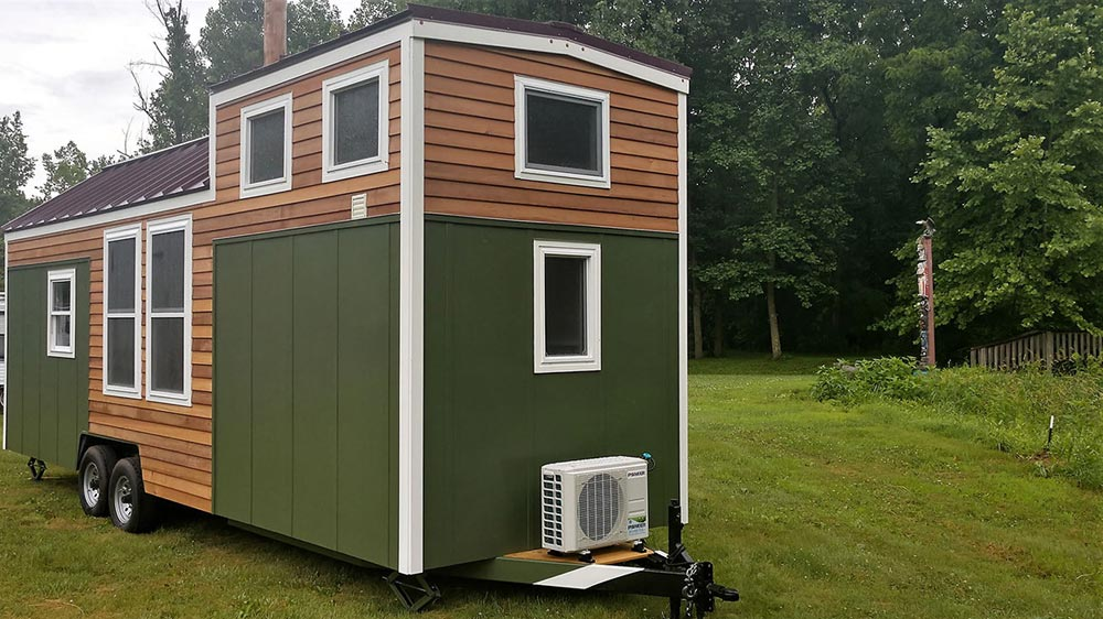 Mini-Split System - Kingfisher by Blue Sky Tiny Homes