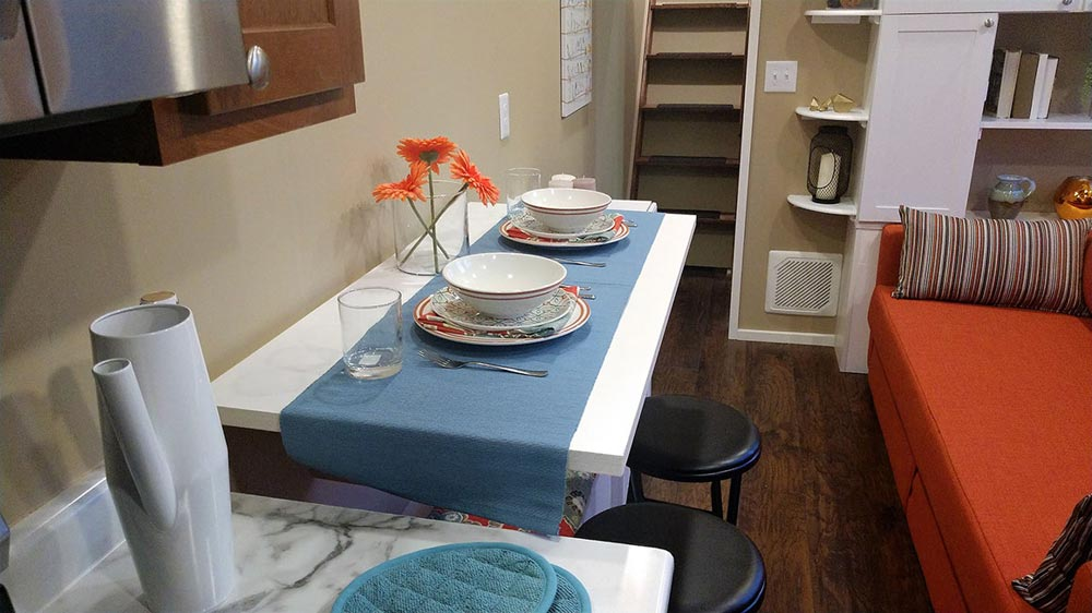 Dining Table - Kingfisher by Blue Sky Tiny Homes