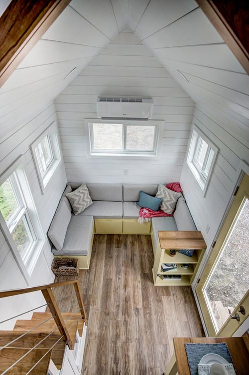 View From Loft - Kitty Hawk by Modern Tiny Living
