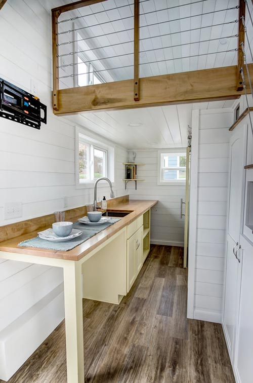 Kitchen - Kitty Hawk by Modern Tiny Living