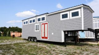Mini Mansion by Tiny House Chattanooga