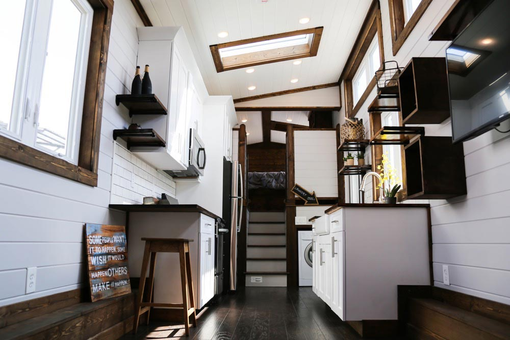 Mini Mansion By Tiny House Chattanooga Living