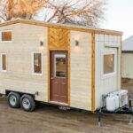 20′ Tiny House by MitchCraft Tiny Homes