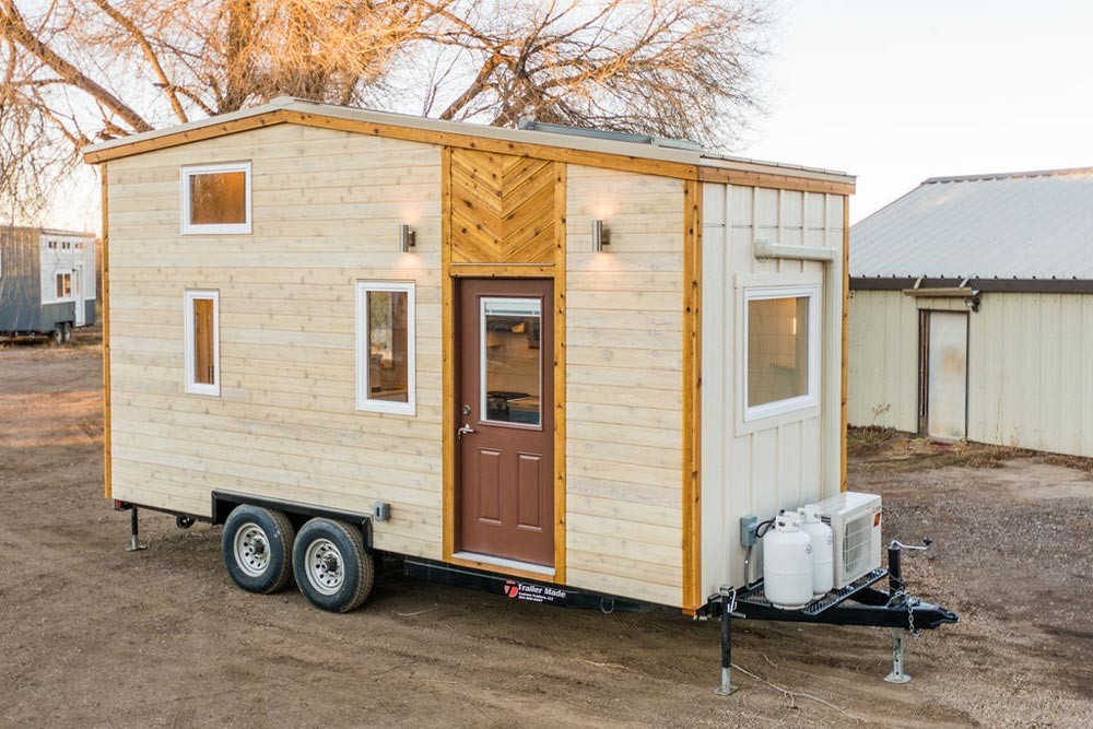 20' Tiny House by MitchCraft Tiny Homes