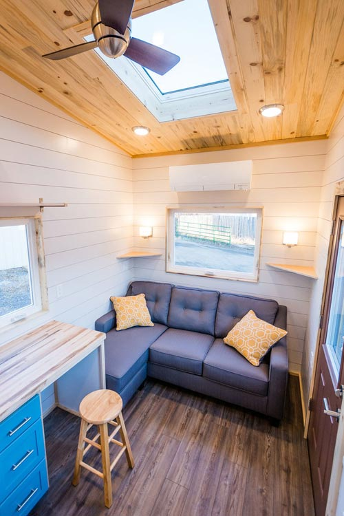 Skylight - 20' Tiny House by MitchCraft Tiny Homes