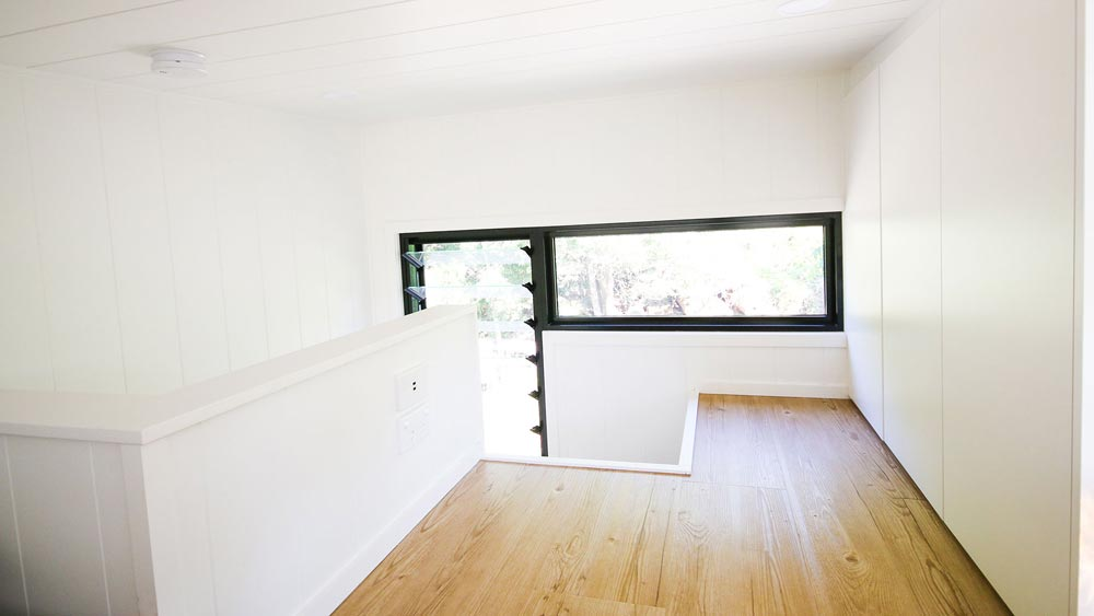 Bedroom Loft - Mooloolaba 7.2 by Aussie Tiny Houses
