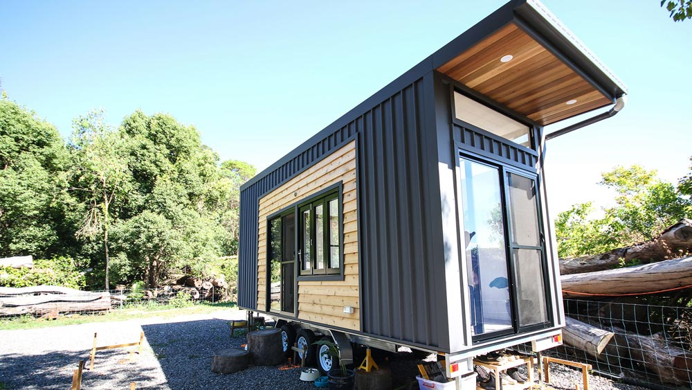 Covered Patio - Mooloolaba 7.2 by Aussie Tiny Houses