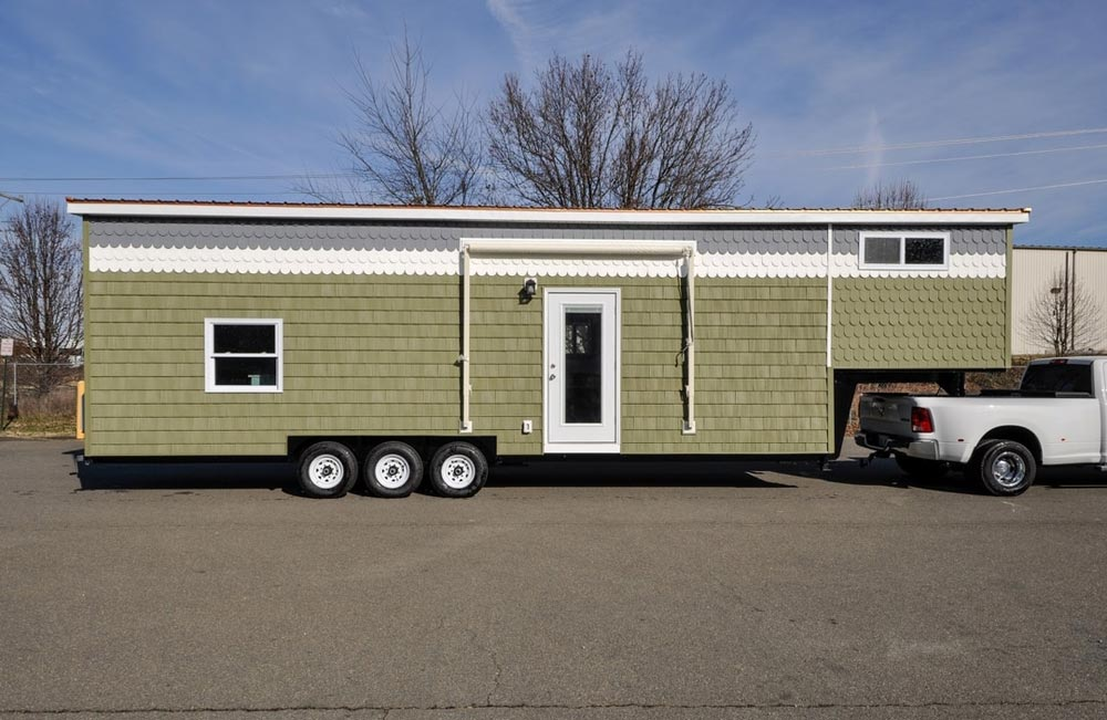 Gooseneck Tiny House - Mulberry by Tiny House Building Company