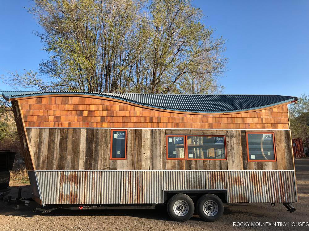 Tiny Home Designs: San Juan By Rocky Mountain Tiny Houses