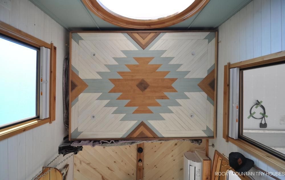 Southwest Mosaic - San Juan by Rocky Mountain Tiny Houses