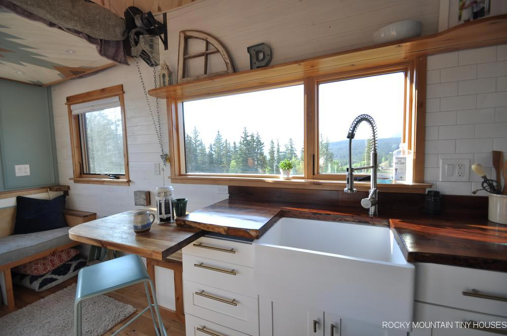 Granite Sink - San Juan by Rocky Mountain Tiny Houses