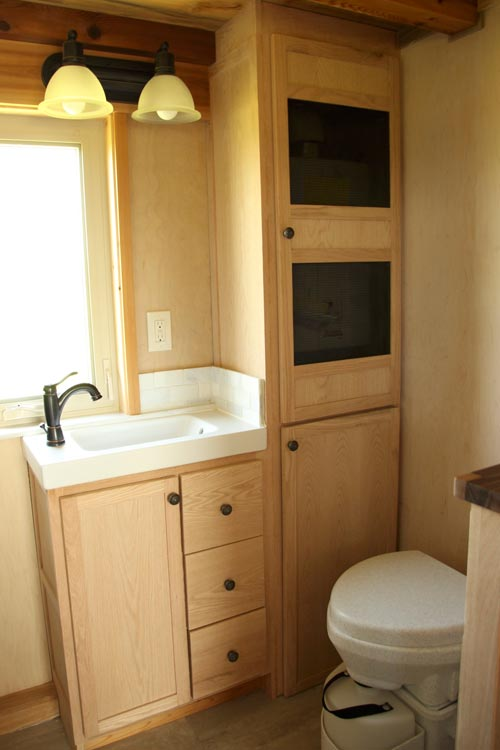 Bathroom Vanity - Tiny Om by SimBLISSity Tiny Homes