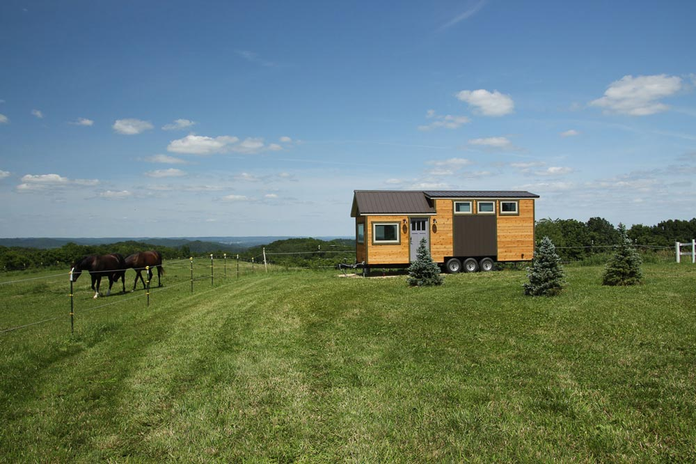 Scenic Location - Tiny Om by SimBLISSity Tiny Homes