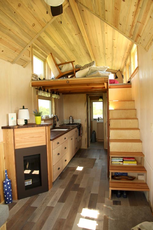 Tiny House Interior - Tiny Om by SimBLISSity Tiny Homes