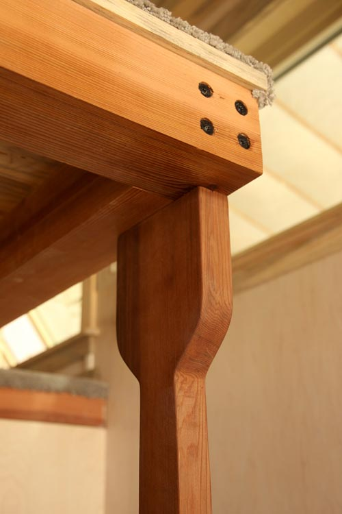 Detailed Woodwork - Tiny Om by SimBLISSity Tiny Homes